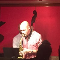 Photo taken at The Jazz Room at The Kitano by Sule B. on 3/4/2016