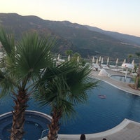 Photo taken at Kuşadası Golf & Spa Resort by Pervin D. on 7/3/2013
