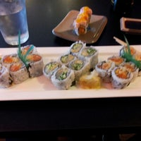 Photo taken at Wasabi House by Daniel V. on 7/19/2013