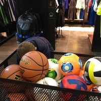 Photo taken at Adidas Store by Anna L. on 8/3/2013