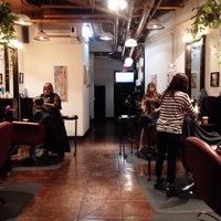 Photo taken at Salon Pure by Kristen B. on 11/15/2014