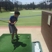 Photo taken at Rancho Park & Golf Course by Elliott L. on 6/30/2015