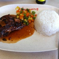 Photo taken at Howyang Asian Cuisine by Alan J. on 2/7/2013