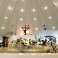 Photo taken at Sto. Niño de Paz Community Chapel by Clof F. on 6/20/2013