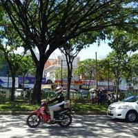 Photo taken at Pasar Modern BSD City by Anton C. on 12/15/2012