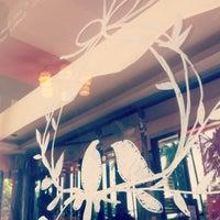 Photo taken at Lomo Cafe'' by lekmeepooh on 6/15/2013