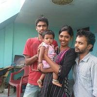 Photo taken at Tindivanam by Lydiya C. on 2/28/2013