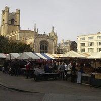 Photo taken at Cambridge Market by David G. on 4/7/2013