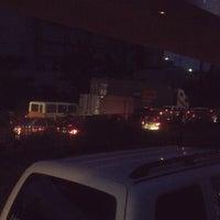 Photo taken at Carlos P. Garcia Avenue by Onin B. on 7/12/2013