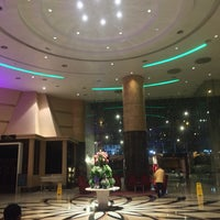 Photo taken at The Puteri Pacific Hotel by EkaDiaries on 8/28/2016