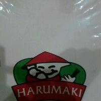 Photo taken at Restaurante Harumaki by Gabriel C. on 3/2/2013
