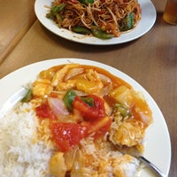 Photo taken at China Town Noodle Bar 中華美食 by Maria V. on 7/22/2013
