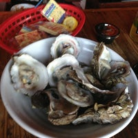 Photo taken at Rockefellers Raw Bar by Lindsay L. on 3/5/2013