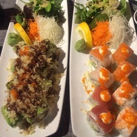 Photo taken at O-Sushi by ee L. on 8/23/2014