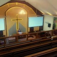 Photo taken at GPIB Martin Luther by Chris E. on 12/6/2013