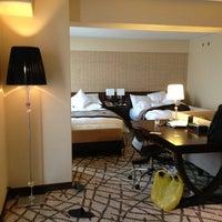 Photo taken at Sheraton Miyako Hotel, Osaka by Kit L. on 4/11/2013