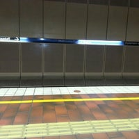 Photo taken at Platforms 3 & 4 by Enchong A. on 2/5/2013