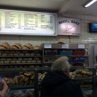 Photo taken at Beigel Bake by intmainvoid on 8/14/2014