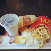 Photo taken at McDonald's by Rose Ann A. on 1/31/2013