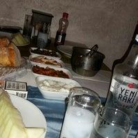 Photo taken at El-Hayyam Restaurant by Bulent Y. on 9/4/2014