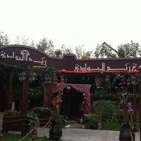 Photo taken at Reem al Bawadi مطعم ومقهى ريم البوادي by zanna A. on 3/21/2013