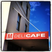 Photo taken at M Cafe by Patryc on 7/24/2013