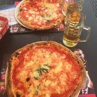 Photo taken at Il Pizzaiolo del Presidente by Eliçe K. on 8/8/2016