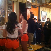 Photo taken at Hooters by bartend4fun on 2/11/2013