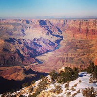 Photo taken at Desert View Watchtower by 👸 Michele T. on 1/7/2013