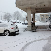 Photo taken at Four Points by Sheraton Norwood by Larry T. on 1/16/2013