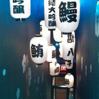 Photo taken at Blue Ribbon Sushi Izakaya by Dan O. on 2/27/2013