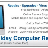Photo taken at Holiday Computer Repair by Holiday Computer Repair on 3/4/2014
