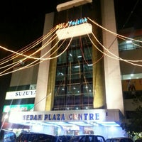 Photo taken at Medan Plaza by YANIE A. on 9/24/2013