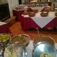 Photo taken at Cuisine of India by Michael K. on 9/12/2014