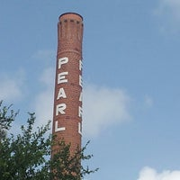 Photo taken at Pearl Brewery by korkypeachmom on 6/22/2013