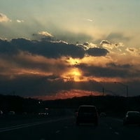 Photo taken at Long Island Expressway (LIE) (I-495) by Evie ♡ F. on 3/20/2013