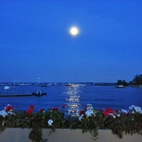 Photo taken at Larchmont Yacht Club by Mitsuko I. on 6/22/2013