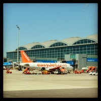 Photo taken at Alicante-Elche Airport (ALC) by Valentin M. on 3/20/2013