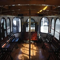 Photo taken at The Original Party Trolley by The Original Party Trolley on 8/7/2013