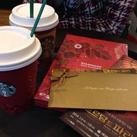 Photo taken at Starbucks by Remedios L. on 12/28/2013