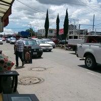 Photo taken at San Pedro Tultepec by Moisés N. on 9/18/2016