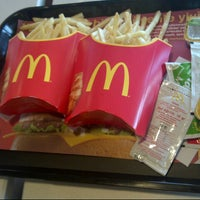 Photo taken at McDonald's by Eda A. on 5/3/2013