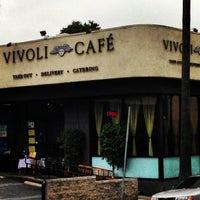 Photo taken at Vivoli Cafe by Glitterati Tours on 3/7/2013