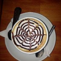 Photo taken at Kalyon Café by Esra Ç. on 3/12/2013
