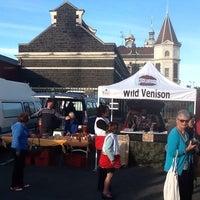Photo taken at Dunedin Saturday Farmer's Market by Paul J. on 3/14/2014
