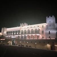 Photo taken at Palais Princier de Monaco by Karina M. on 10/5/2012