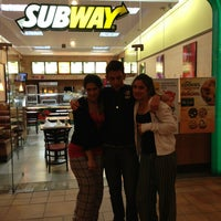 Photo taken at Subway / Aldeia Da Serra by Vic M. on 4/6/2013
