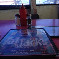 Photo taken at Fat Jacks by Sy O. on 1/31/2014