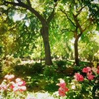 Photo taken at Tompkins Square Park by Linda H. on 6/4/2013