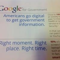 Photo taken at Google Washington by AIDS.gov on 2/26/2013